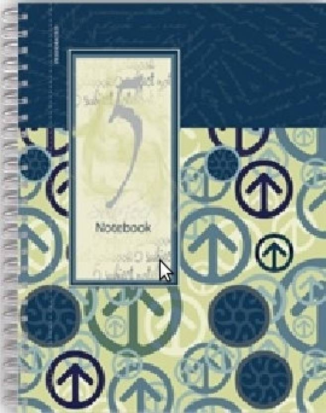 Nightingale A5 Notebook