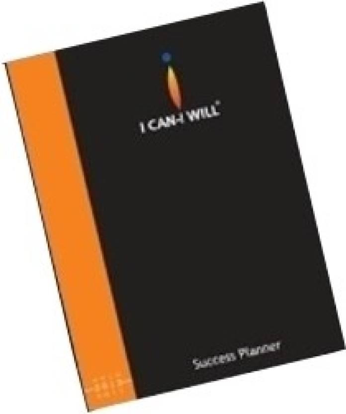 I Can I Will Diary