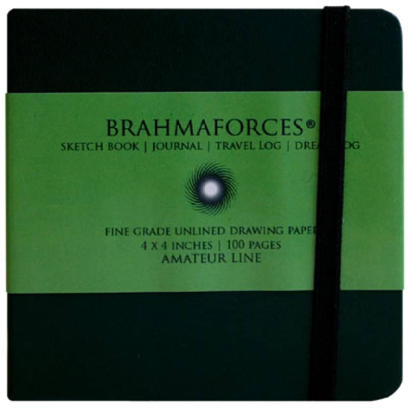Brahma Books Notebook