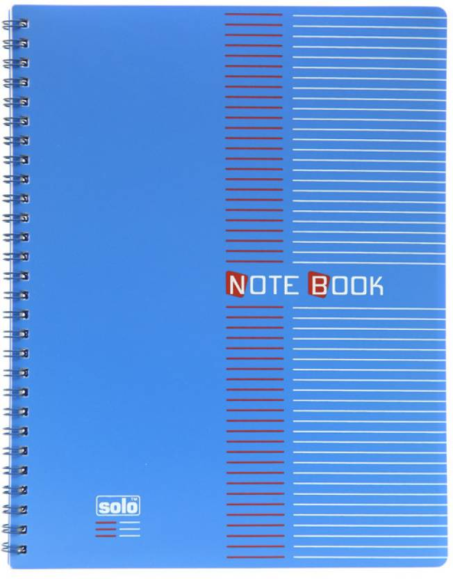 Solo A5 Notebook