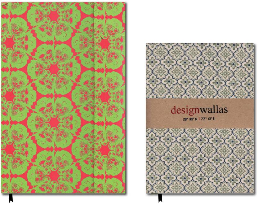 Designwallas Notebook