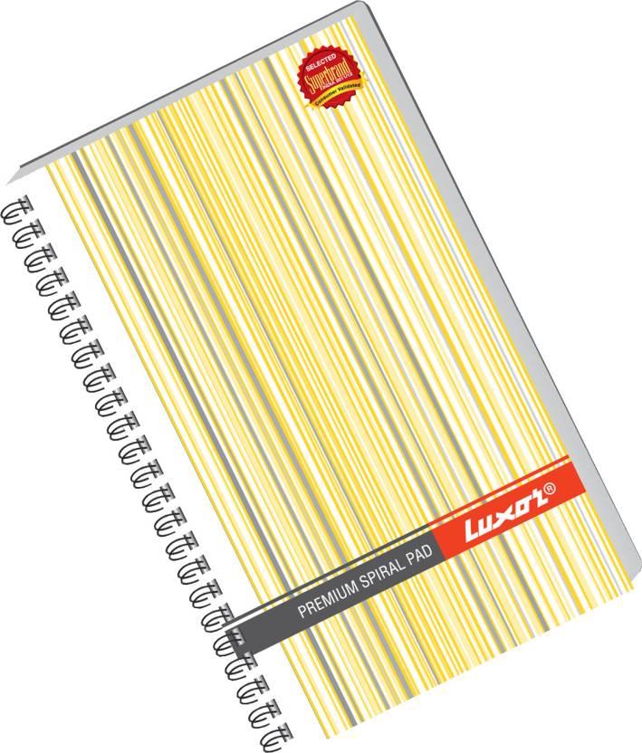 Luxor A5 Notebook