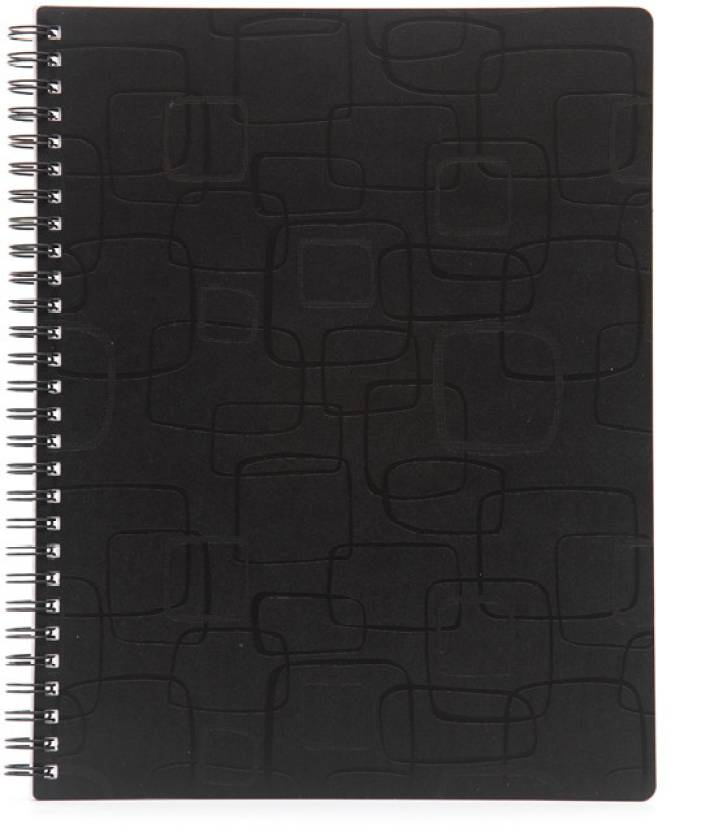 Solo Management (Pack of 6) A5 Notebook Spiral Binding