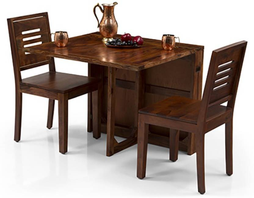 a04f08580b Urban Ladder Danton 3 To 6 Extendable Capra 2 Seater Solid. Two Seater  Dining Table ...