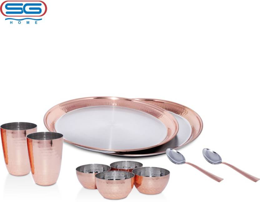SG Home Pack of 10 Dinner Set