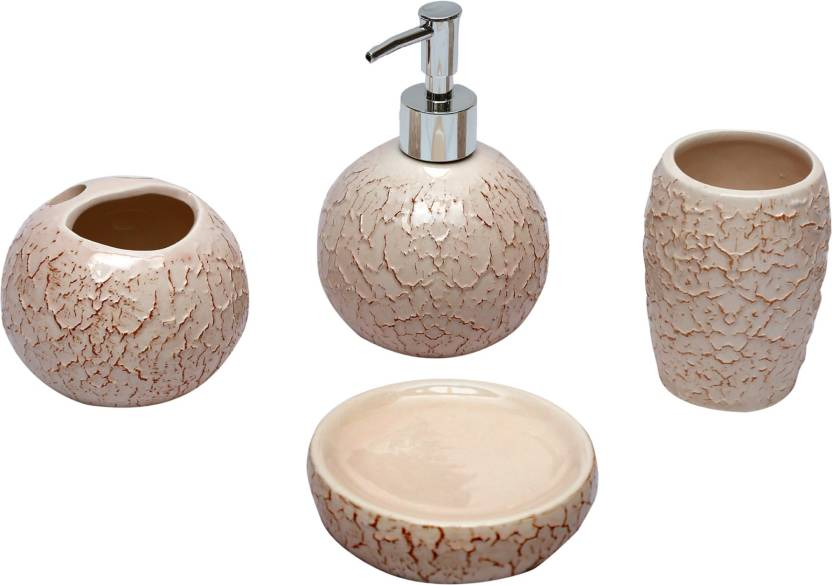 Home Creations 4 Pcs Bathroom Set Ceramic Bathroom Set Price In