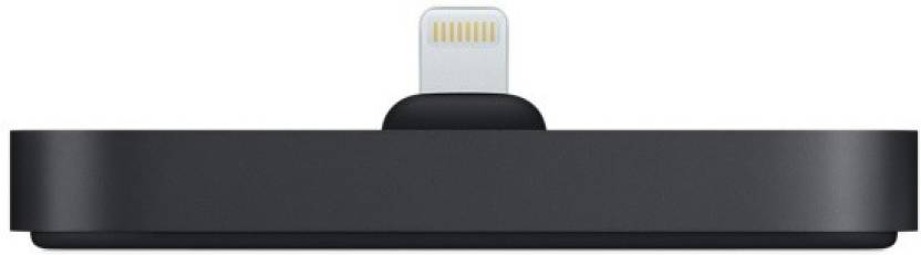 Apple iPhone Lightning Dock MNN62ZM/A- Black Dock