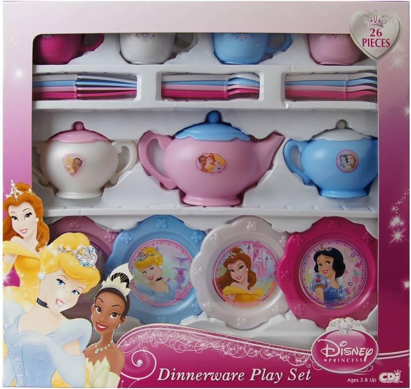 Dinnerware Set . Buy Princess Toys