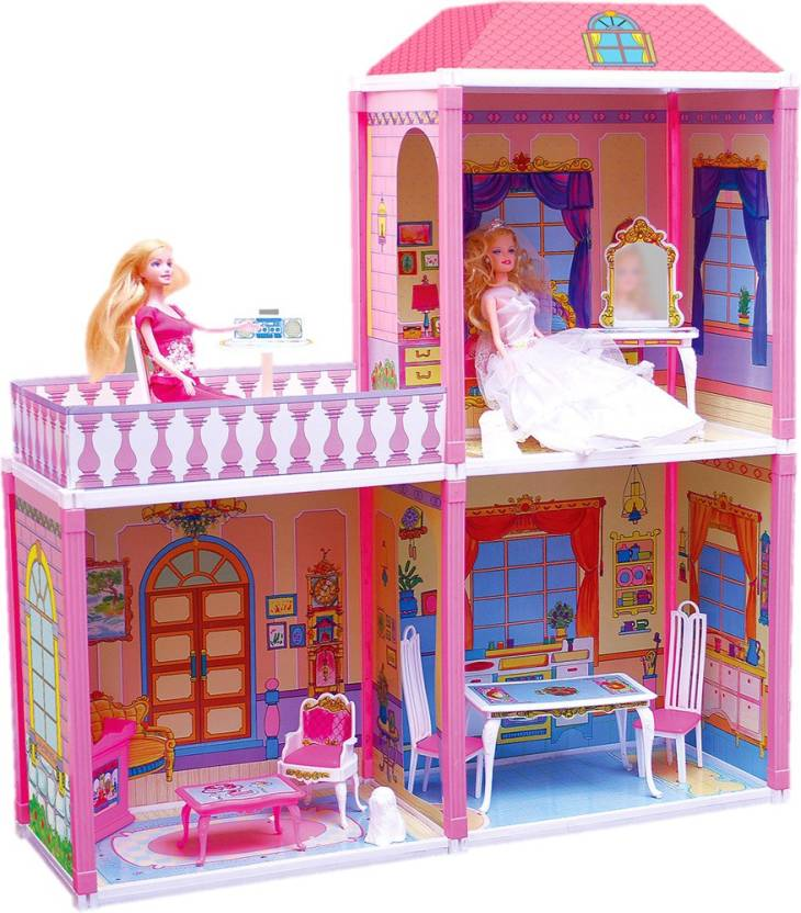 Toyzone My Pretty Doll House My Pretty Doll House Shop For