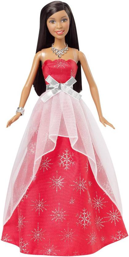 623c39467 Barbie Holiday Sparkle African-American Doll - Holiday Sparkle ...