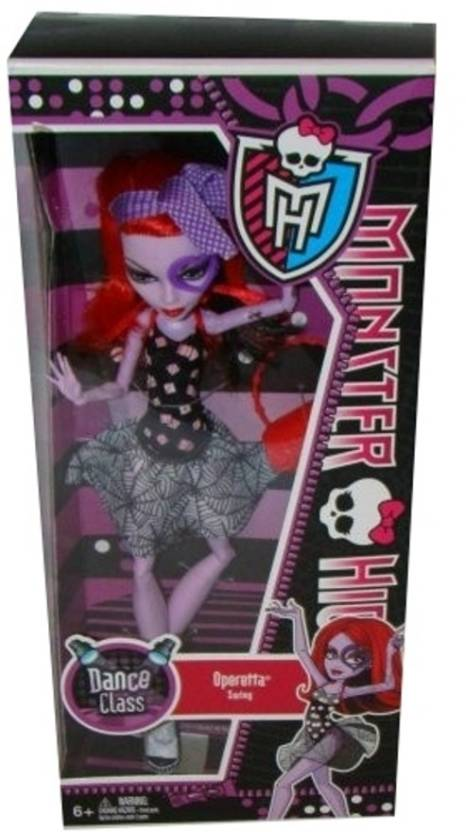 monster high dance doll operetta dance doll operetta buy