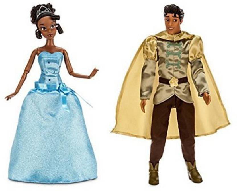 6654406fe26 Disney Princess Tiana   Prince Naveen Classic 12