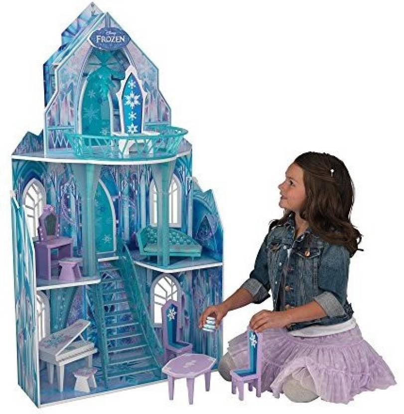 Kidkraft Disney Frozen Ice Castle Dollhouse Disney Frozen Ice