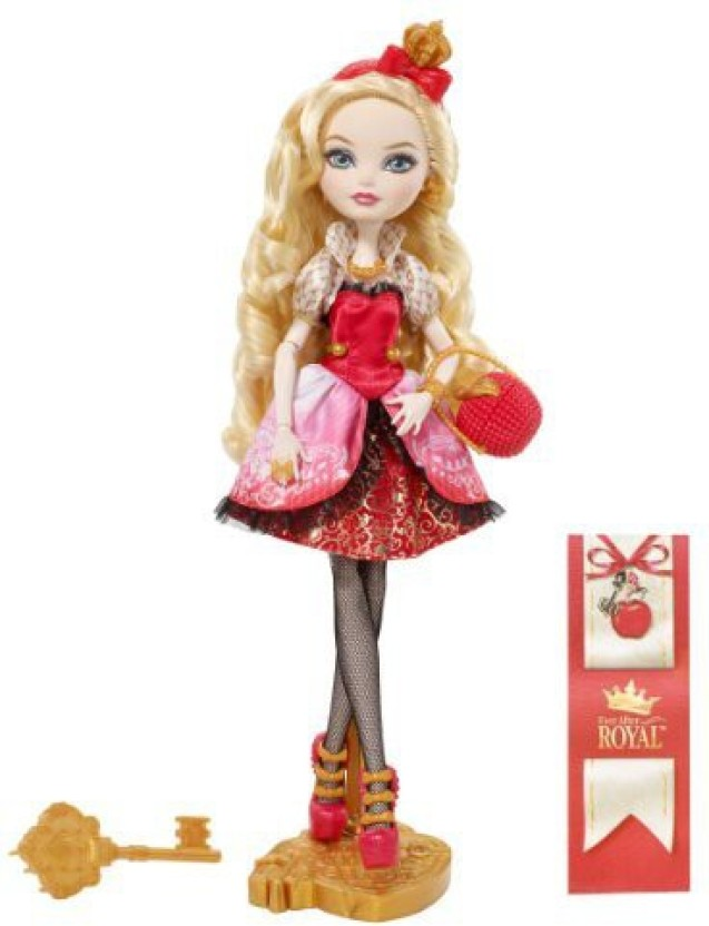 EVER AFTER HIGH LEGACY DAY APPLE WHITE DOLL REPLACEMENT ROYAL CROWN HEADPIECE