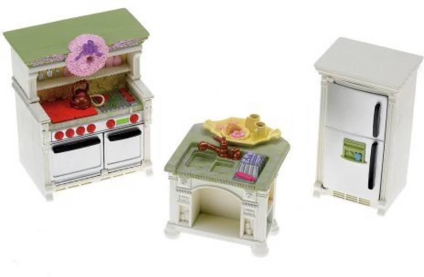 Fisher Price Loving Family Dollhouse Kitchen