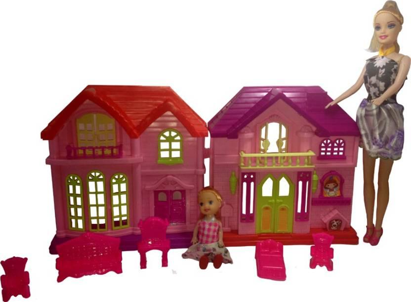 Toyzstation Happy Family Doll House Happy Family Doll House Buy