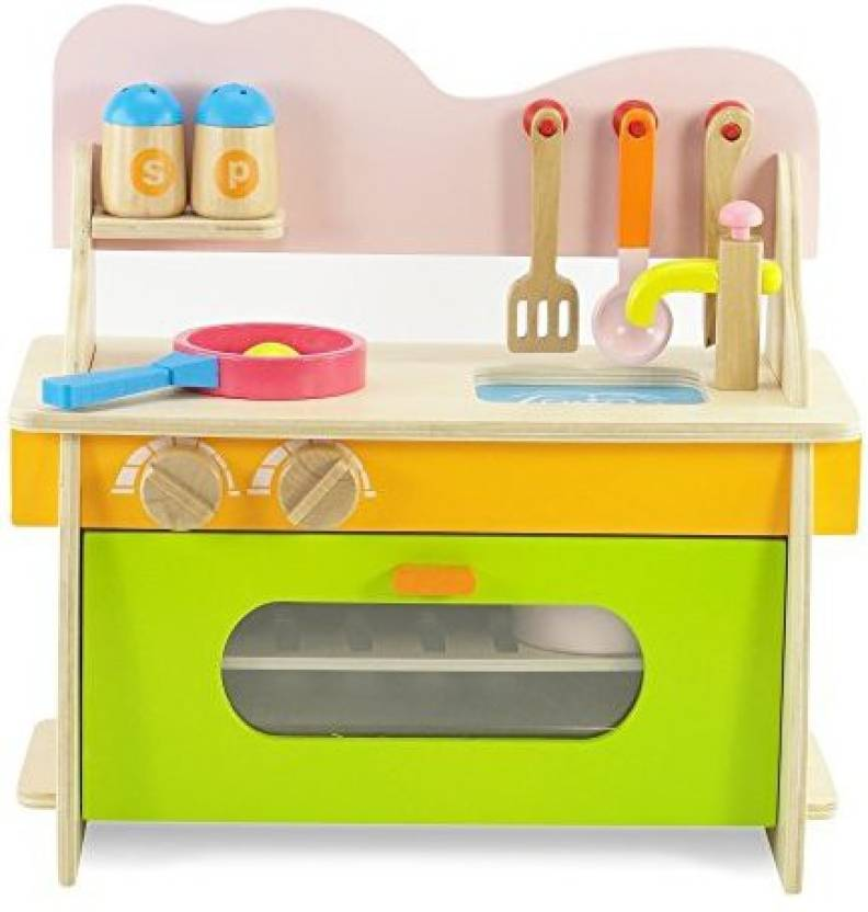 Emily Rose Doll Clothes Doll Furniture Kitchen Set With Oven