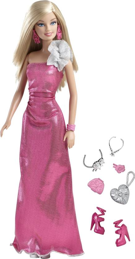 Barbie Evening Gown Doll - Evening Gown Doll . shop for Barbie ...