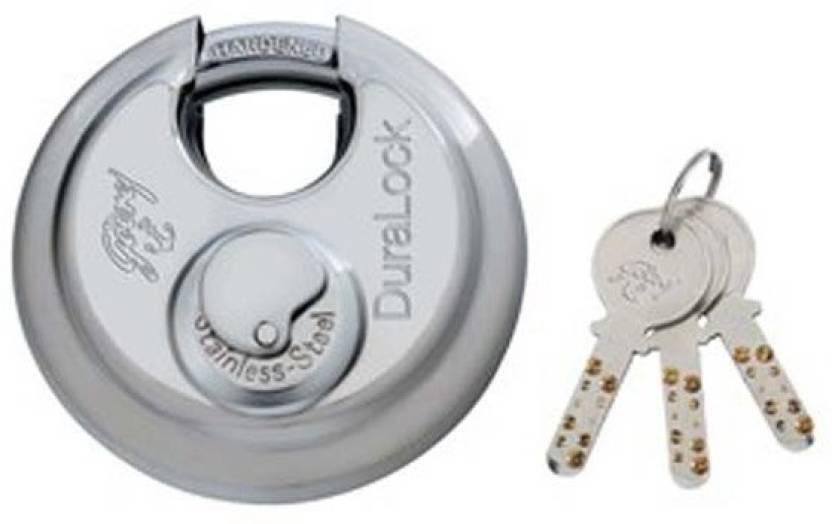 Godrej Duralock 3 Keys 70 Mm Lock Buy Godrej Duralock