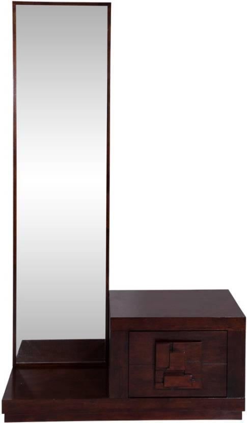 0eca7b8da Evok Preston Solid Wood Dressing Table Price in India - Buy Evok ...