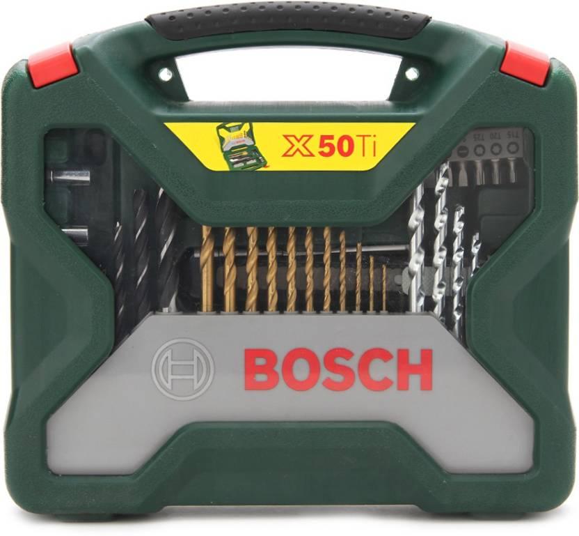 Bosch X50TI Brad Points Set