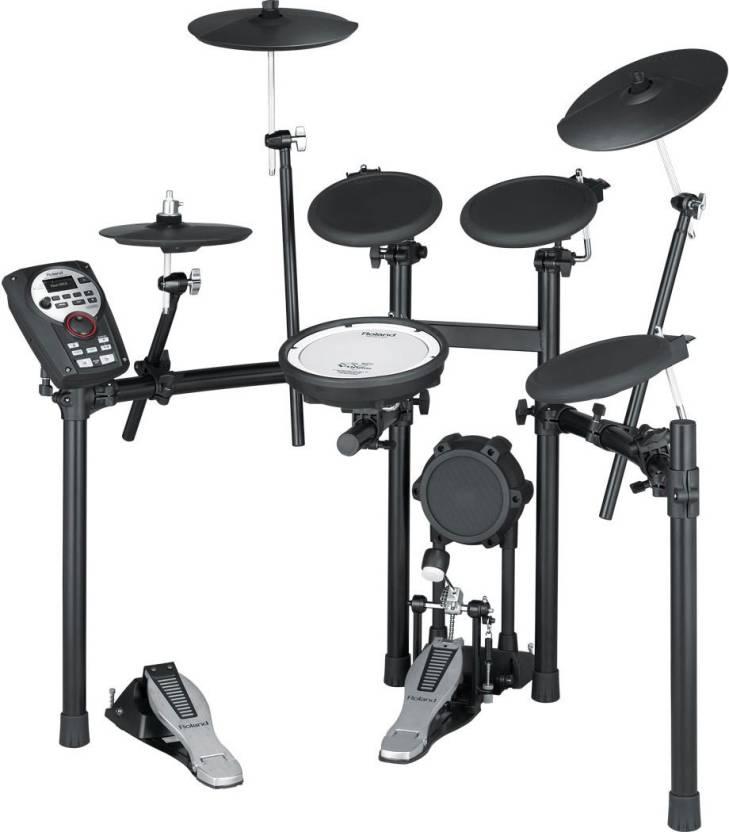 S B Music Roland TD-11K Electronic V-Drum Kit +MDS4V Drum Stand