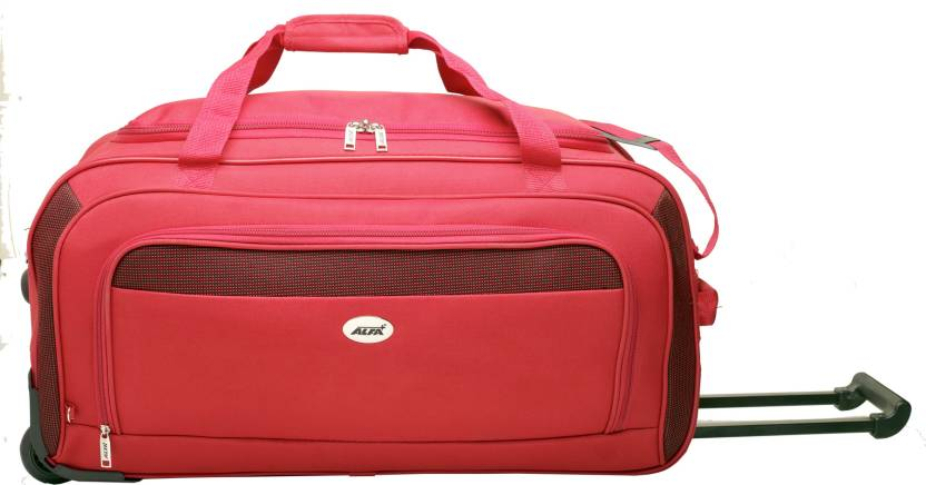 Alfa Pride New 21 inch/55 cm Travel Duffel Bag