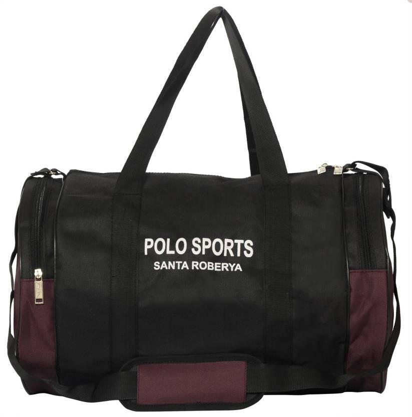 acdea5456f SSTL Wine Gym Bag (Maroon)