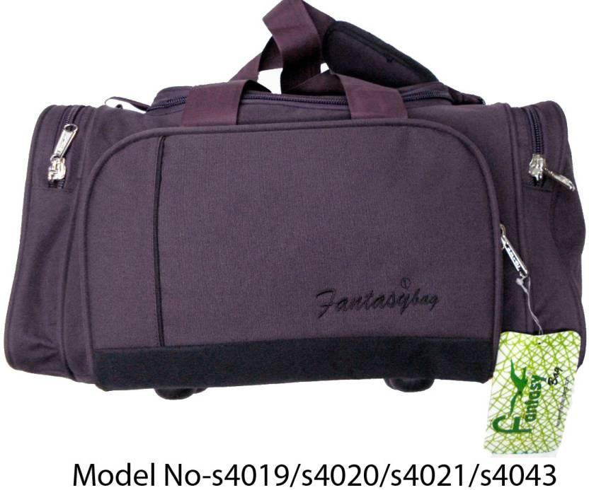 Fantasy Bag 22 inch 56 cm S4021 Travel Duffel Bag Black - Price in ... 4a8299e726740