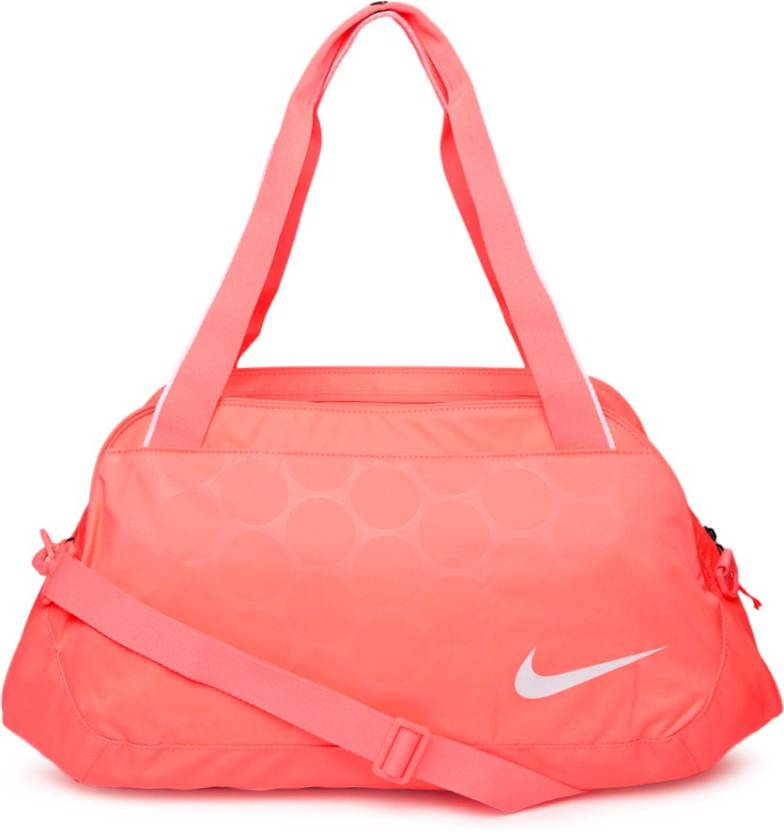Nike 9 inch 23 cm Legend Club M Travel Duffel Bag Pink - Price in ... 9e996adac00dd