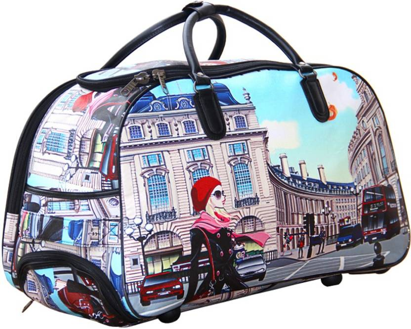 Moladz METRO CITY 20 Duffel Strolley Bag