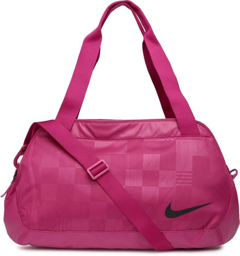 72048594c127 Nike 21 inch 55 cm Nike C72 Legend 2.0 M Travel Duffel Bag Pink ...