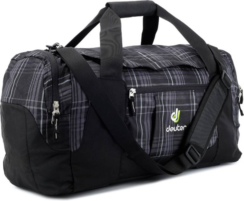 Deuter 20 inch 53 cm Relay 40 Travel Duffel Bag Black - Price in ... a539fc76e