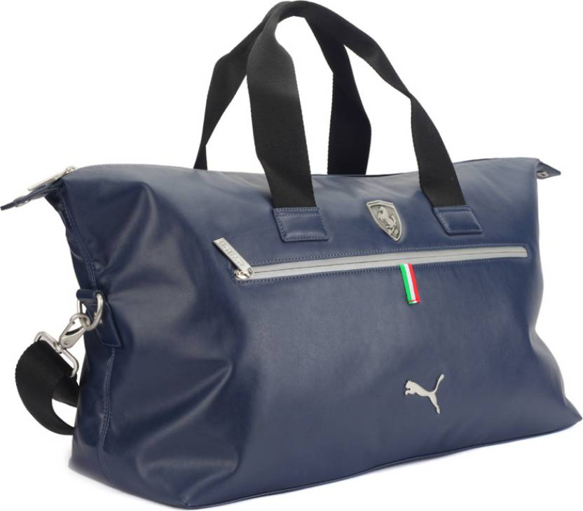 0bc1e9c30781 Puma 21 inch 55 cm Ferrari LS Travel Duffel Bag Blue - Price in ...