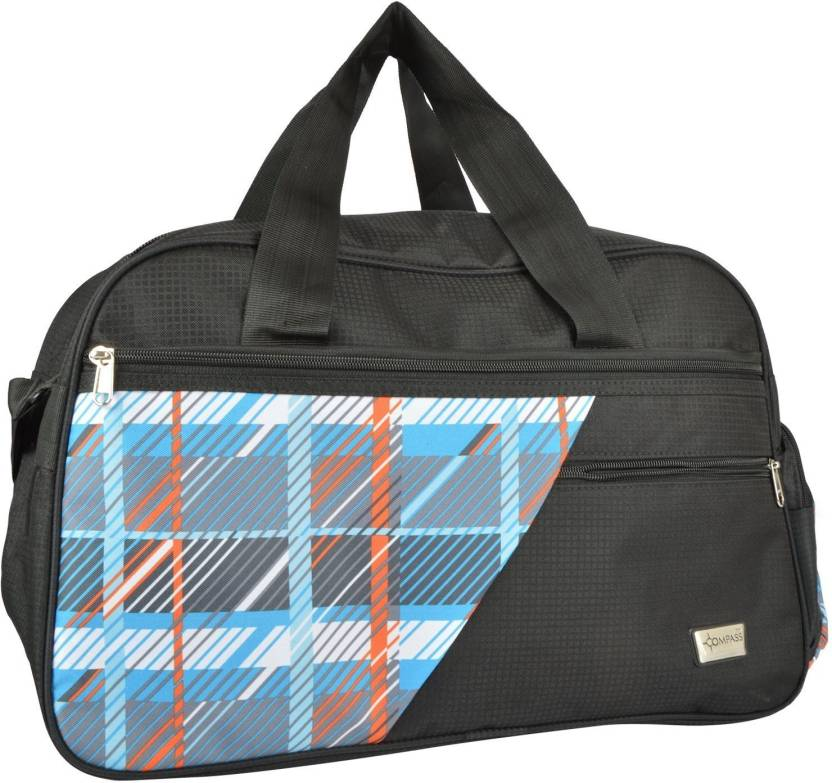 a29aab8555b7 Compass 20 inch/51 cm Urban Prints Lightweight Travel Duffel Bag ...