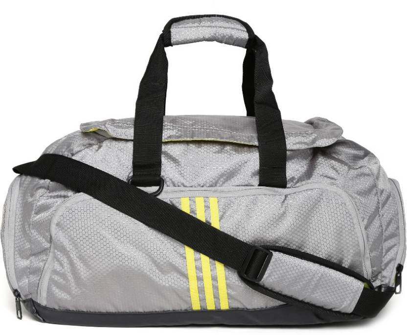 47103651bc ADIDAS 20 inch 52 cm 3s Per Tb S Travel Duffel Bag Grey - Price in ...