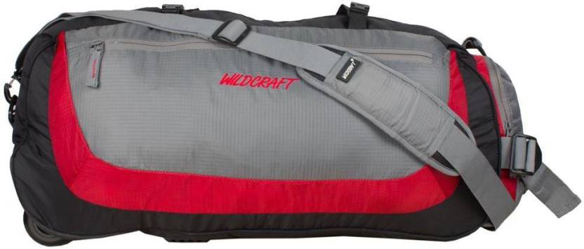 Wildcraft 24 inch 61 cm Rover Travel Duffel Bag Red - Price in India ... 94218e04f36d5
