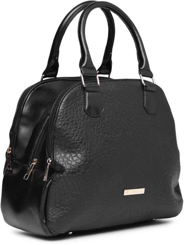 bdcff73b3f Addons Double Zip duffle bag Travel Duffel Bag Black - Price in ...