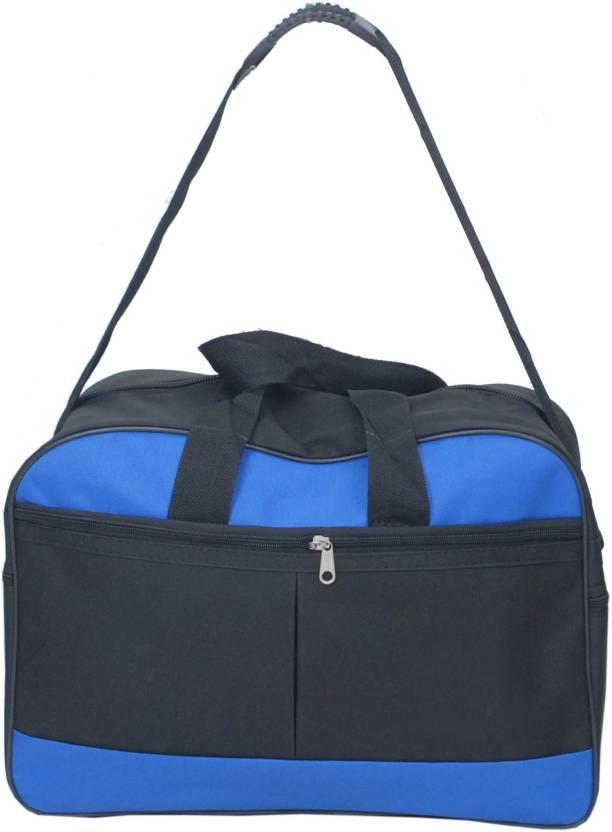 8d5e427593 LFB 21 inch 53 cm Leoford D2 Bag Travel Duffel Bag (Black