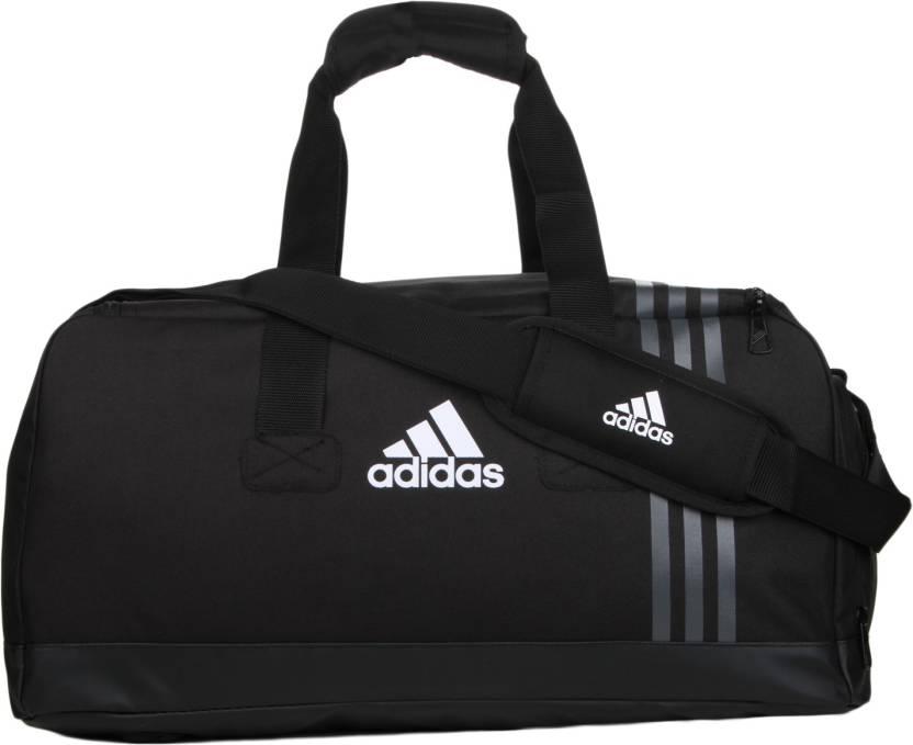 55b8265f1219 ADIDAS (Expandable) TIRO TB S Travel Duffel Bag Black - Price in ...