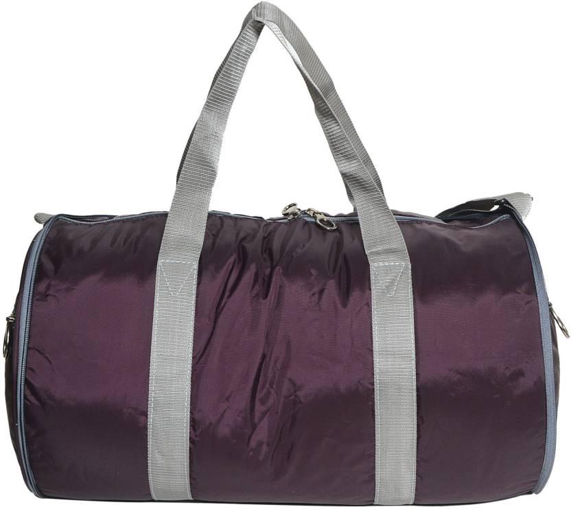 47544bcd65 Gene Gene MN-0260-WINE Gym Bag Wine - Price in India