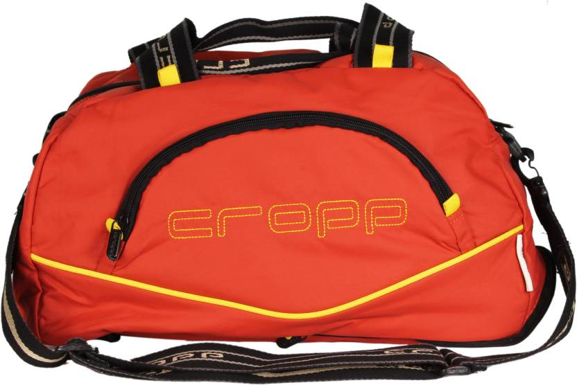 488c4fcb1883 Cropp With Shoe Compartment   Convertible To Backpack Gym Bag (Multicolor)