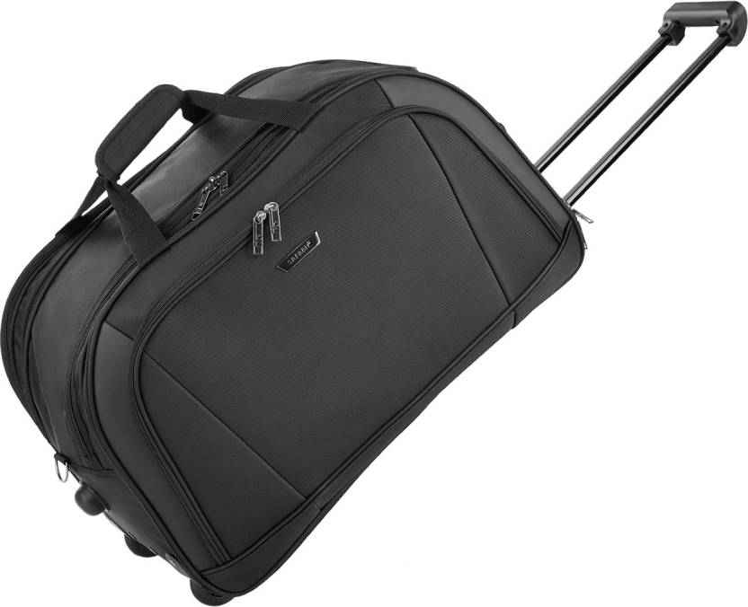 Safari 65 inch 165 cm TORCH-RDFL-65-BLACK Travel Duffel Bag BLACK ... 4ec15e21c9c0c