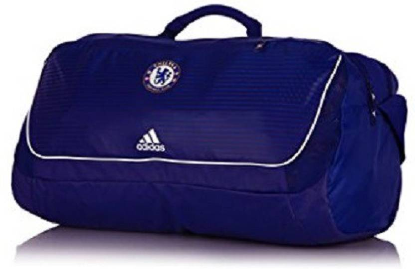 8cb9b0975f62 ADIDAS 23 inch 60 cm Teambag Travel Duffel Bag Chelsea Blue - Price ...