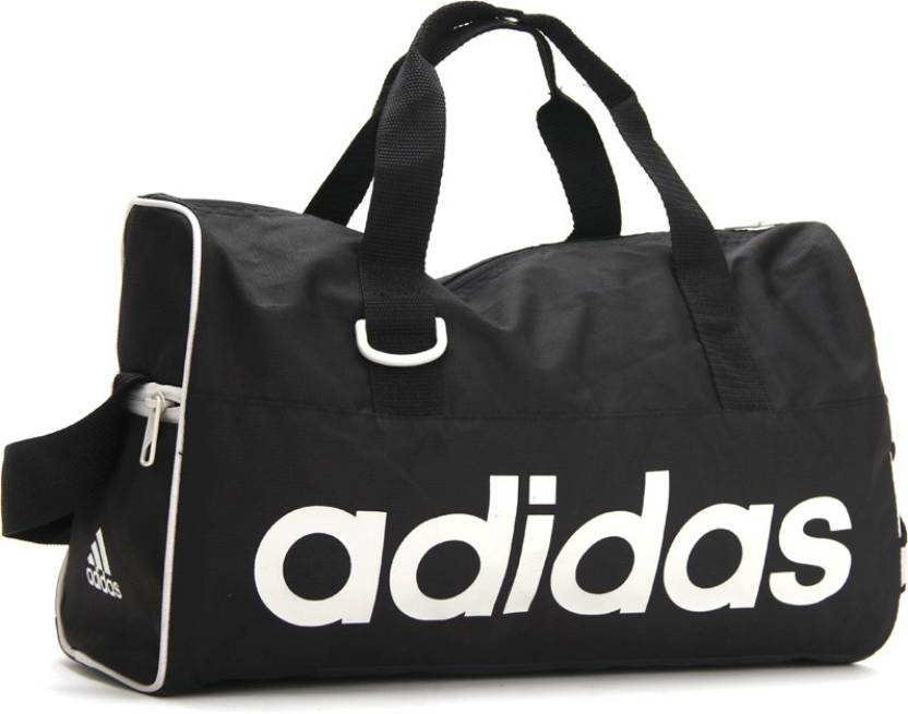 ADIDAS Lin Per Tb Xs Gym Bag Black Peagre Peagre - Price in India ... 12bc628a54c21