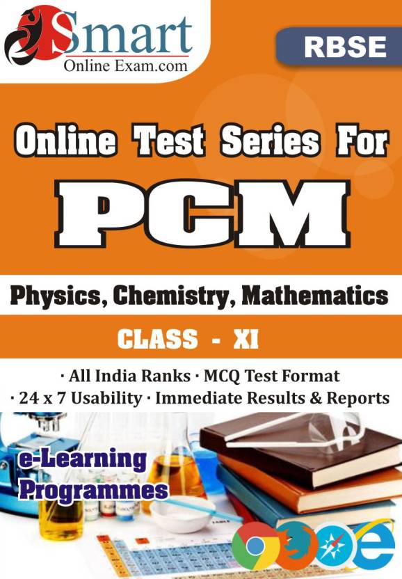Smart Online Exam PCM Class - 11 Hindi Online Test Price in India ...