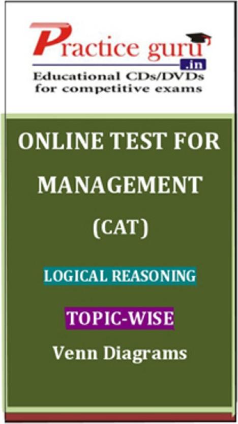 practice guru management (cat) logical reasoning topic wise venn boolean logic operators practice guru management (cat) logical reasoning topic wise venn diagrams online test