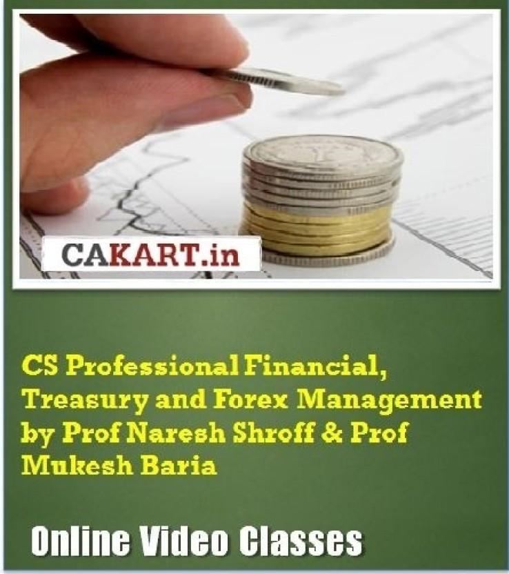 Treasury and forex management course in india где купить индикаторы форекс