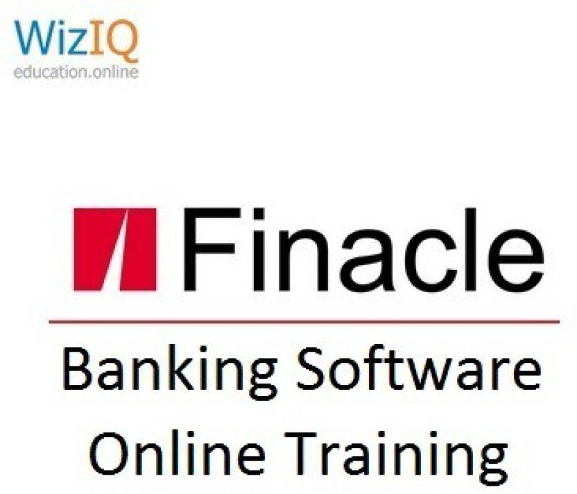 Wiziq Finacle Banking Software Online Training Certification