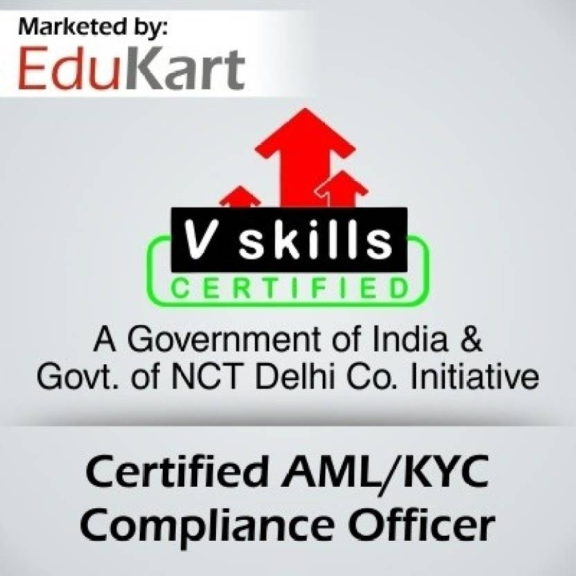 Vskills Certified AML/KYC Compliance Officer Certification Course ...